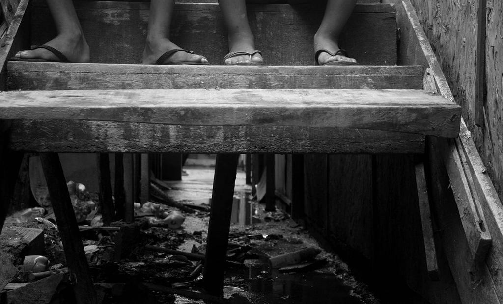 Crianças em situação de extrema pobreza no Brasil / Crédito: Léo Duarte