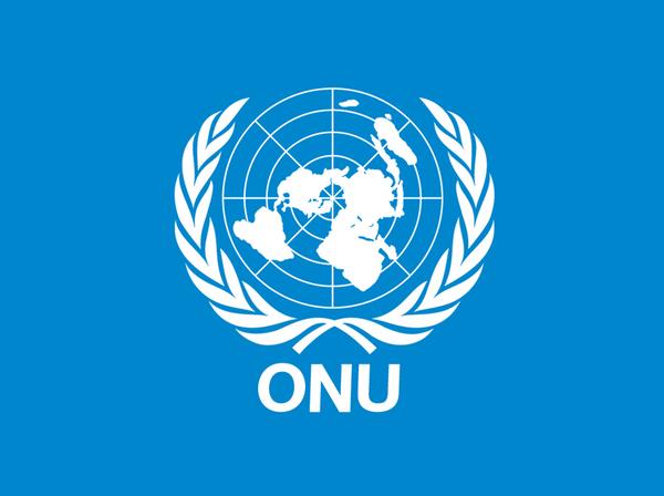 Logotipo da Organização das Nações Unidas (ONU)