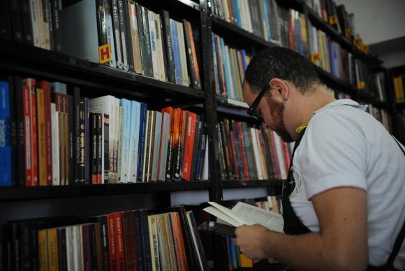Biblioteca/Arquivo. Foto: José Cruz/Agência Brasil