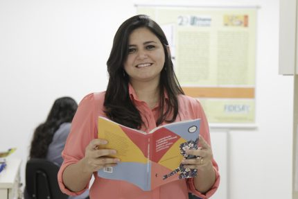 Danila Cal, pesquisadora das questões ligadas ao trabalho infantil e professora da Universidade da Amazônia (UNAMA)