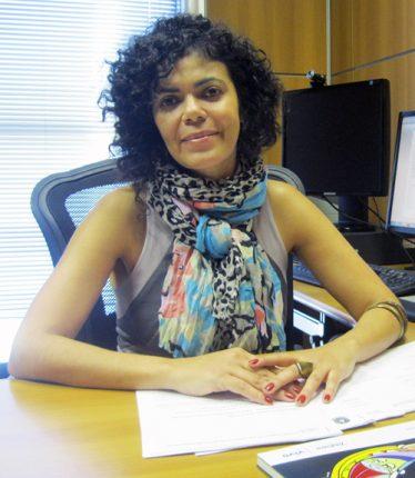 Dra. Elisiane Santos, procuradora do Trabalho em São Paulo (Crédito: Ana Luísa Vieira).