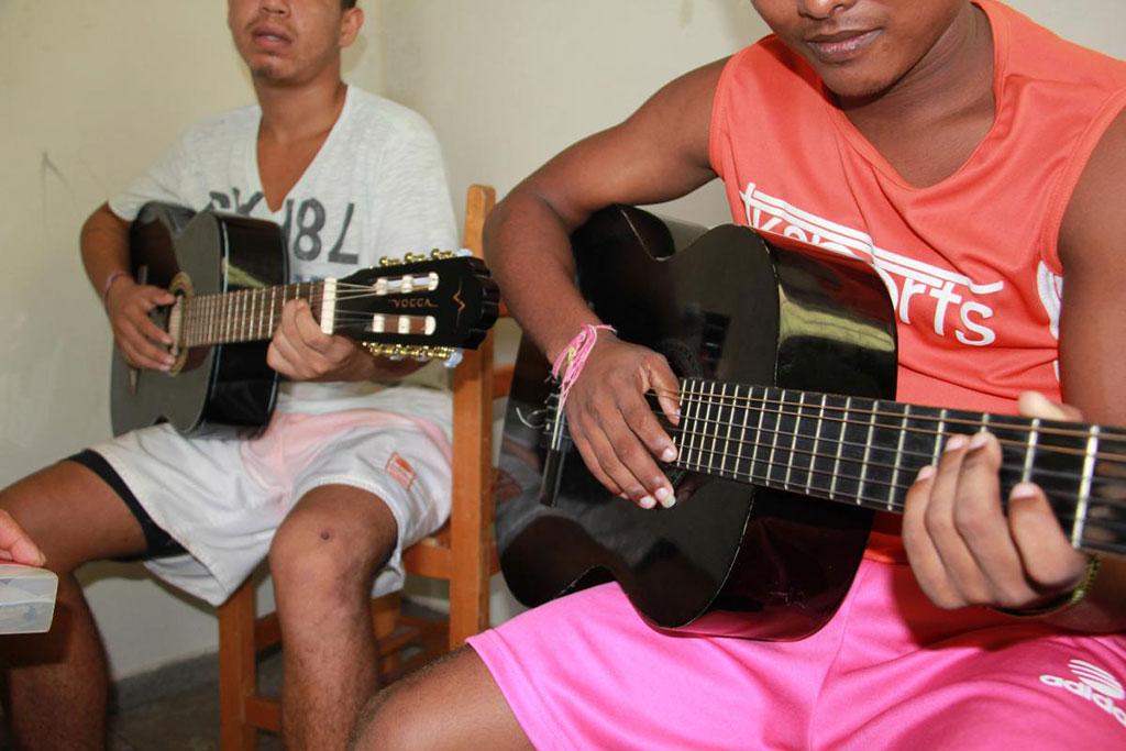 Crédito: Fundação de Atendimento Socioeducativo do Pará (Fasepa)