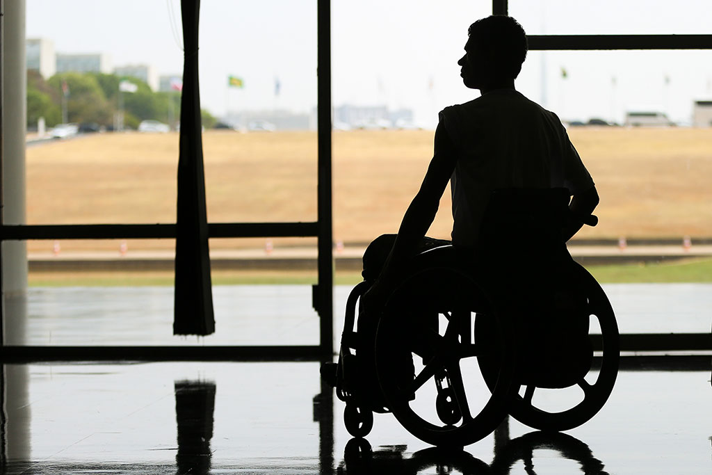 A Lei do Aprendiz não prevê cotas para deficientes. (Crédito: Marcelo Camargo/Agência Brasil)