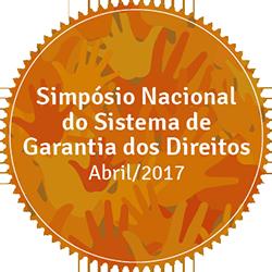 Selo Simpósio Nacional do Sistema de Garantia dos Direitos