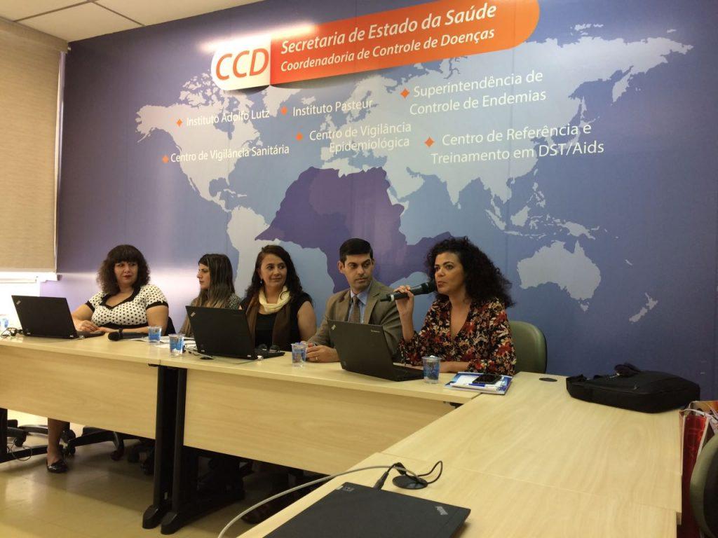 Debate na Fundação Abrinq. Crédito: Gabriela Rodrigues