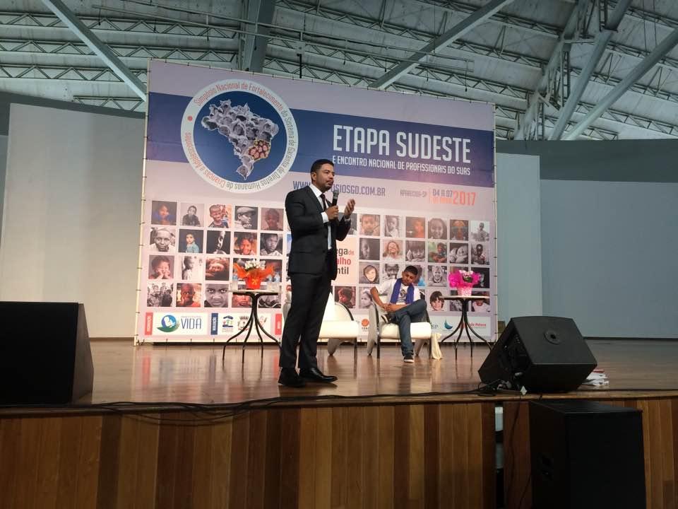 Tiago Ranieri de Oliveira, Procurador do Ministério Público do Trabalho (MPT) em Goiás - curso Aparecida