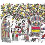 Livro Acompanhando meu pincel, de Durlai Devi