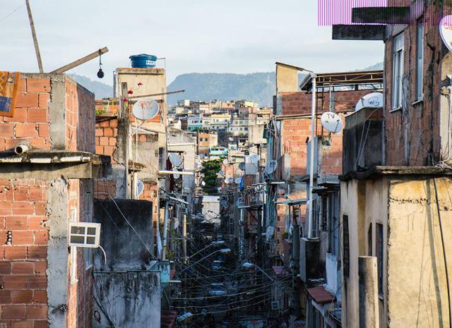 Complexo da Maré, uma das maiores comunidades do Rio de Janeiro