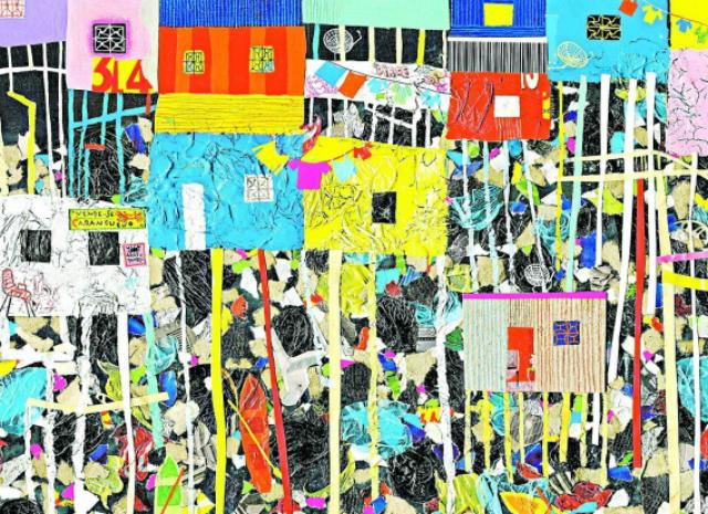 """Figura que ilustra o livro """"Meninos do Mangue"""", de Roger Mello. Trabalho Infantil"""
