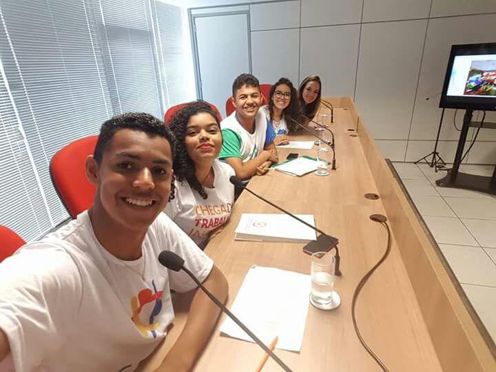 Reunião em Brasilia com FNPETI