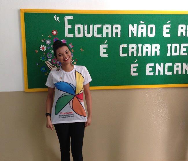 Alanna Mangueira_Crédito: Arquivo Pessoal