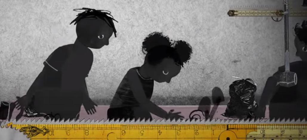videoclipe de Emicida e Drik Barbosa pela campanha nacional contra o trabalho infantil, celebrada em 12 de junho