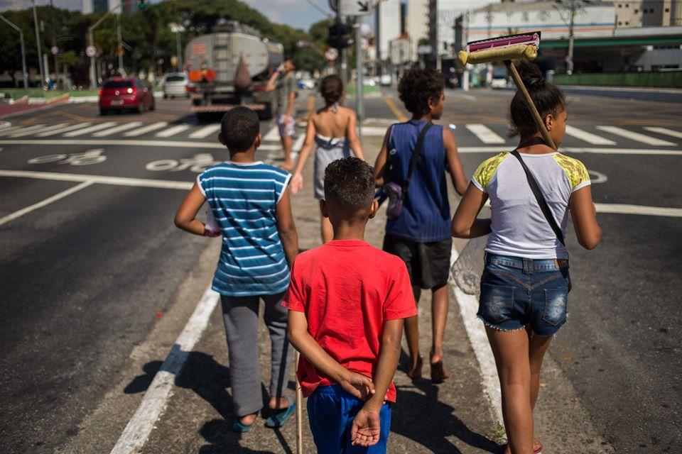 trabalho infantil durante a pandemia tiago querioz rede peteca chega de trabalho infantil